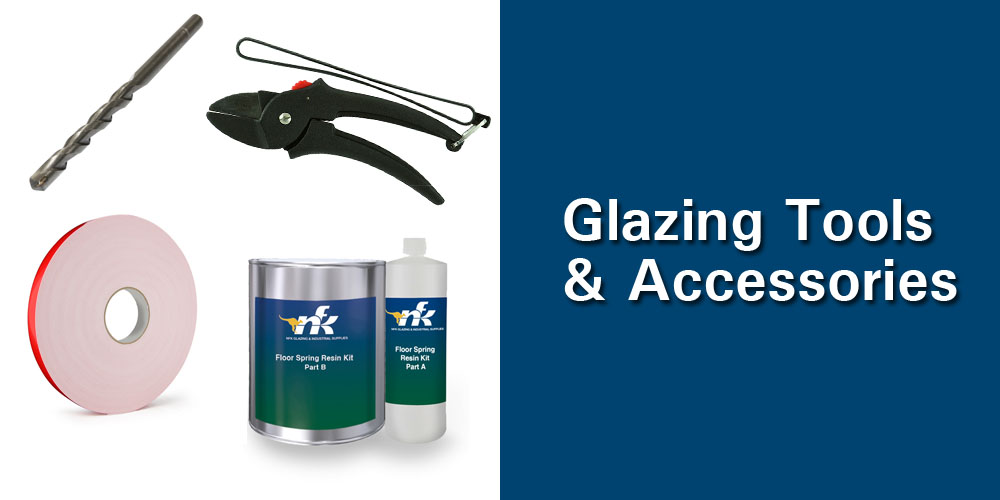 Glazing Tools and Accessories
