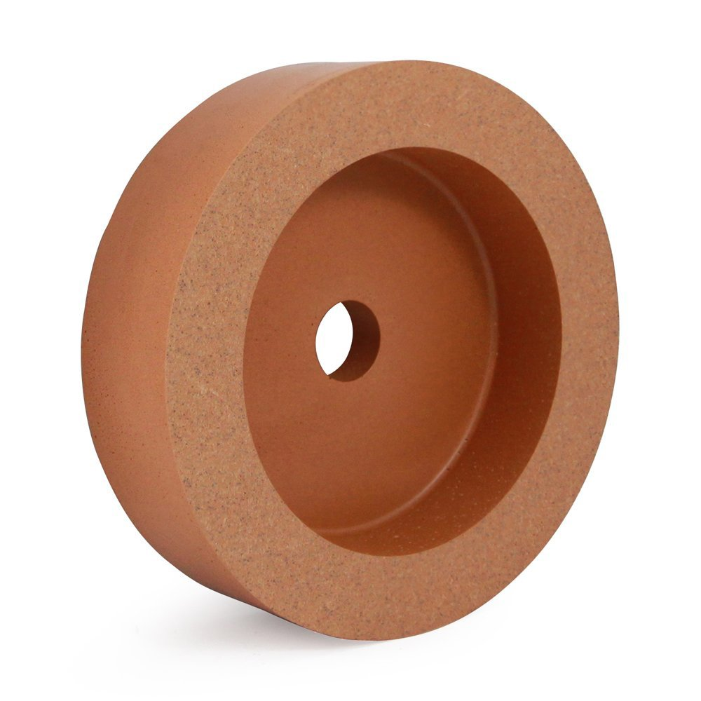 Cup Polishing Wheel  Rubber Bond