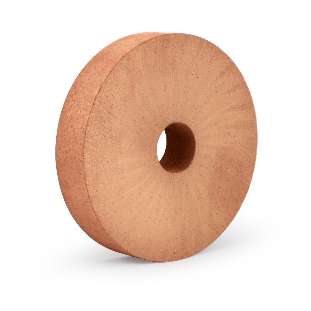 Peripheral Polishing Wheel  Clay