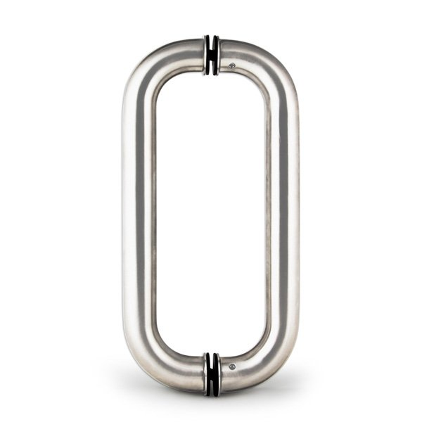 Handle Double-D 32x300mm Polished
