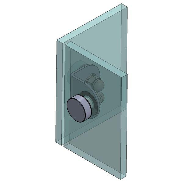 Folded Angle Bracket - 50x50x3