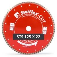 Swiflex STS Saw Blade Seg Turbo