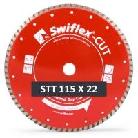 Swiflex STT Saw Blade Seg Turbo