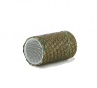 Flexis Diamond Spiral 15Dx30H 60g Green