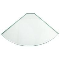Glass Corner Shelf