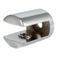 Shelfbracket Cylindrical Chrome