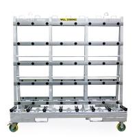 A-Frame Trolley 2000x1700mm 2000kg