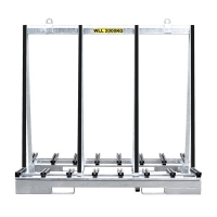 A-Frame Trolley 2000x1700mm 2000 ECONOMY