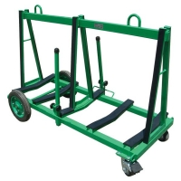 Trolley Double-sided Narrow Galvanised