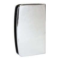 Lock Keeper Glass Chrome suit 19-04113.99