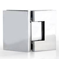 Hinge T7 135° G/G Square Chrome