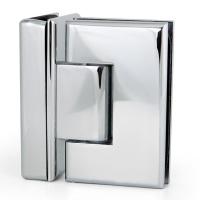 Hinge P1 90° G/G Square Chrome