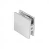 Bracket 90° W/G Square Chrome