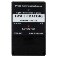Low-E Coating Contact Meter