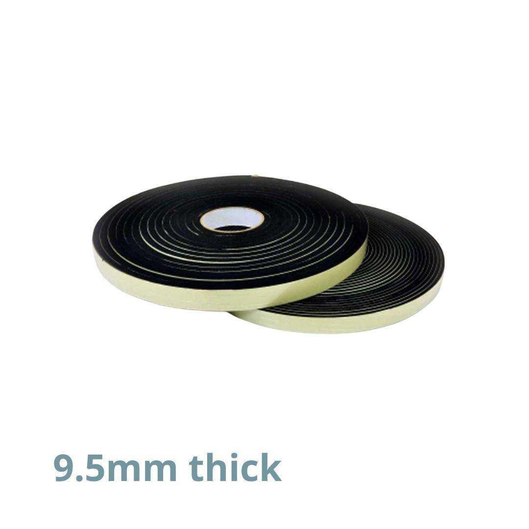 Tape S/S Butadene Rubber9.5mmXwidthX9.7m