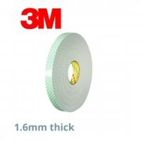 Tape D/S 3M 4016 Mirror 24mm x1.6mm x33m