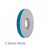Tape D/S NFK Mirror 12mm x 1.5mm x 33m