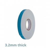 Tape D/S NFK Mirror 50mm x 3.2mm x 16.5m