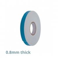 Tape D/S NFK Mirror 50mmx0.8mmx66m
