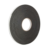Tape S/S EPDM Foam 125m BK