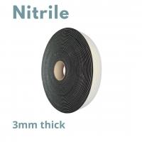 Tape S/S Foam PVC/Nitrile 3mm x ...x 15m