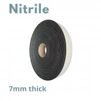Tape S/S Foam PVC/Nitrile 7mm x ... x10m