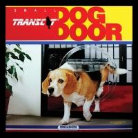 Dog Door, Clear Perspex