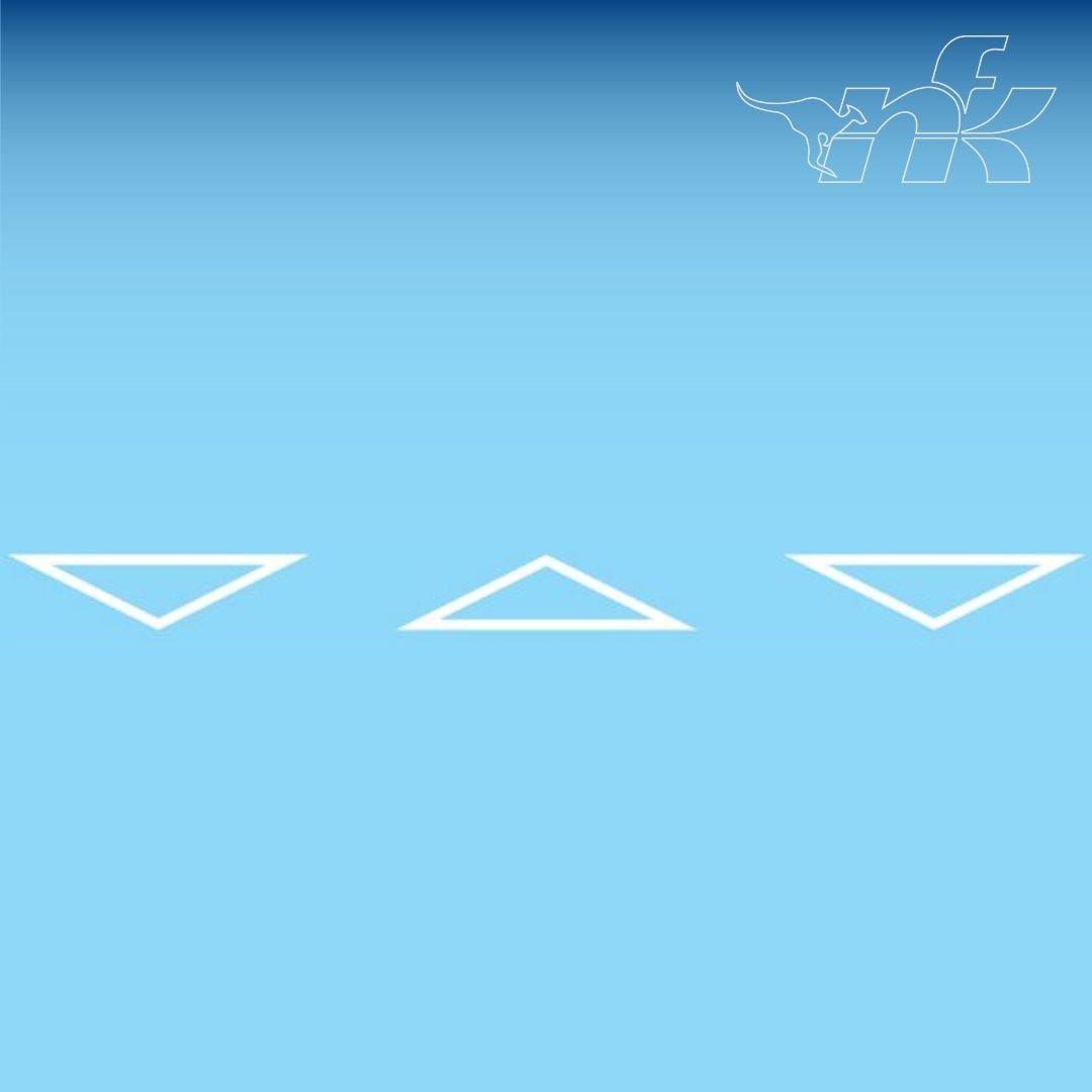 Motif Crane Triangle