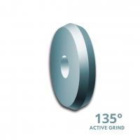 Wheel 135° TC 5.0 x 1.0 x 1.3mm BO 02A135l