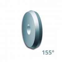 Wheel 155° TC 5.0 x 1.0 x 1.3mm BO 02A155l