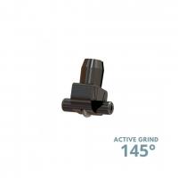 Wheel + Holder 145° TC Black BO 416A145