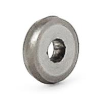Wheel 140° TC 6x1.5x1.1mm