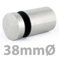 Standoff 38mmOD x 50mm Assembly Adjustable
