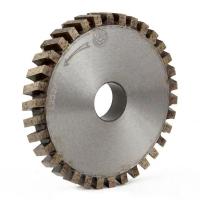 CNC Flat Edge Segmented Wheels D100 x 22mm